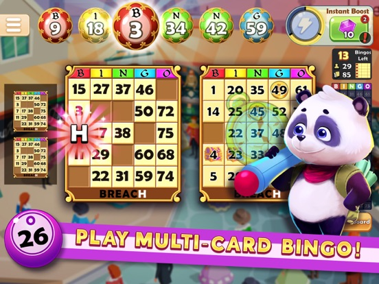 Big Fish Bingo screenshot 7