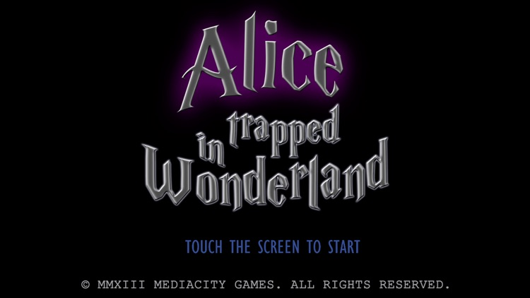 Alice Trapped in Wonderland screenshot-0