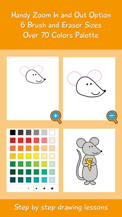 How to Draw Animals Easy screenshot-5