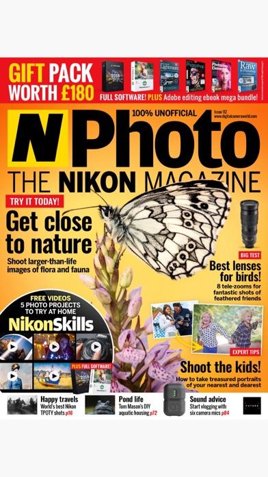 N-Photo screenshot one