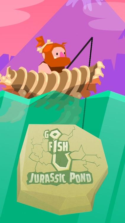 Go Fish: Jurassic Pond screenshot-4