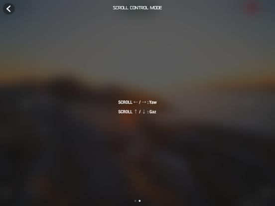 Scroll Controller for Bebop screenshot 19