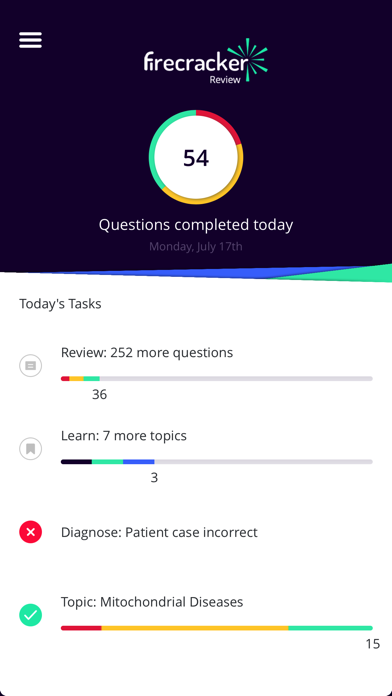 Top 10 Apps like Cram Fighter USMLE Study Plan in 2019 for iPhone & iPad