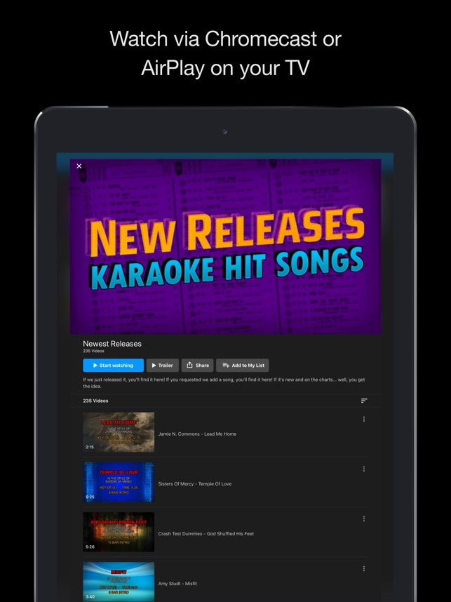 Karaoke Cloud on the App Store