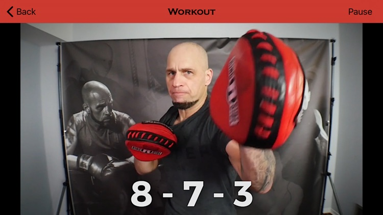 Precision Boxing Coach Lite screenshot-6