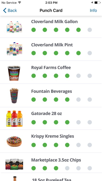 Royal Farms Rewards