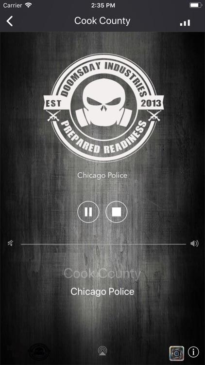 Doomsday Radio: Police Scanner screenshot-3