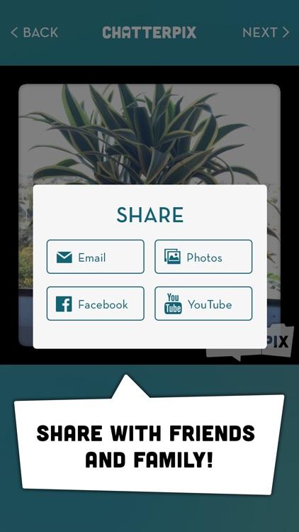 ChatterPix screenshot-3