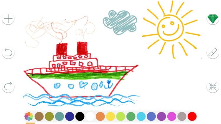SketchBook Kid - Drawing Pad
