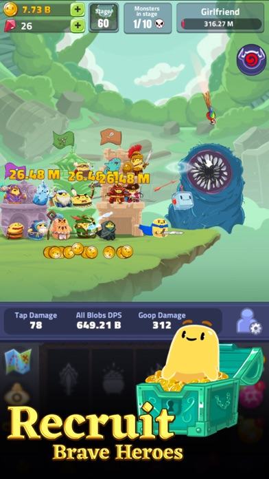 Hopeless Heroes Tap Attack By Upopa Entertainment Ltd Ios