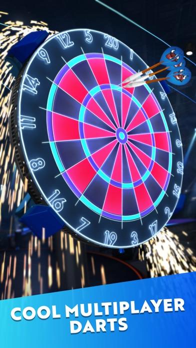 Darts of Fury free Gems hack