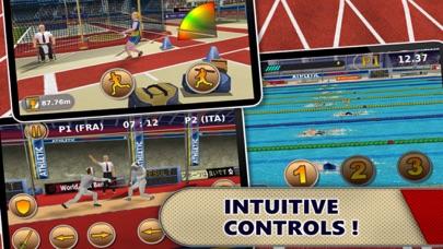 Athletics: Summer Sports HD screenshot 4