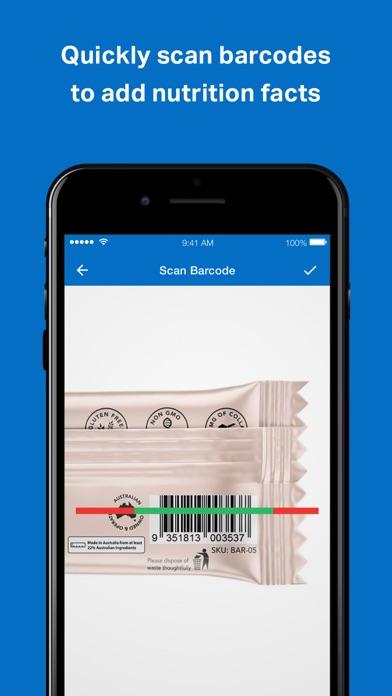 Screenshot for MyFitnessPal in Canada App Store