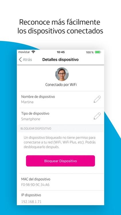 Smart WiFi Movistar screenshot-3