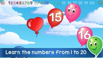 Kids Balloon Pop Language Gameのおすすめ画像4