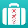 Packr 旅行の持ち物チェックリストアプリ