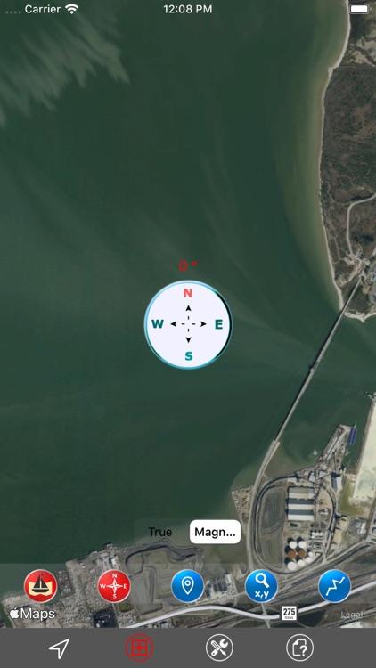 Galveston Bay (Texas) Sailing screenshot-4