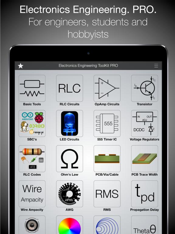 Screenshot EE ToolKit PRO for iPad