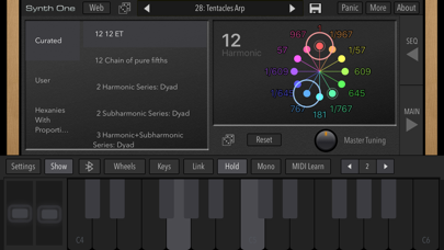AudioKit Synth One Synthesizer