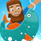 App Icon for Hooked Inc: Fisher Tycoon App in Azerbaijan IOS App Store