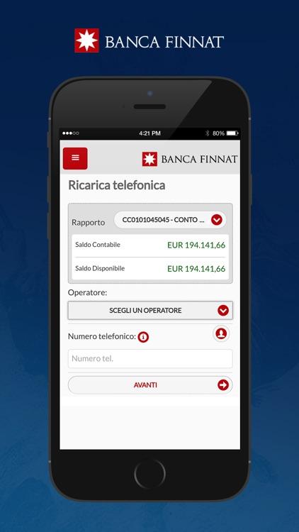 BANCA FINNAT screenshot-3