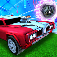 Turbo Cars League Soccer Arena