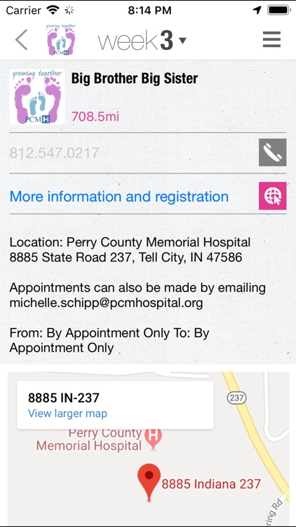 Perry County screenshot-3