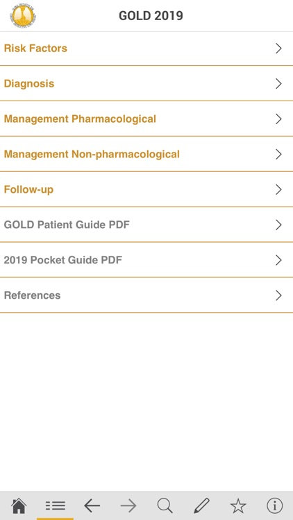 GOLD 2019 Pocket Guide