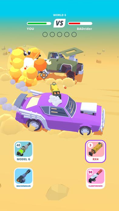 Desert Riders screenshot 1