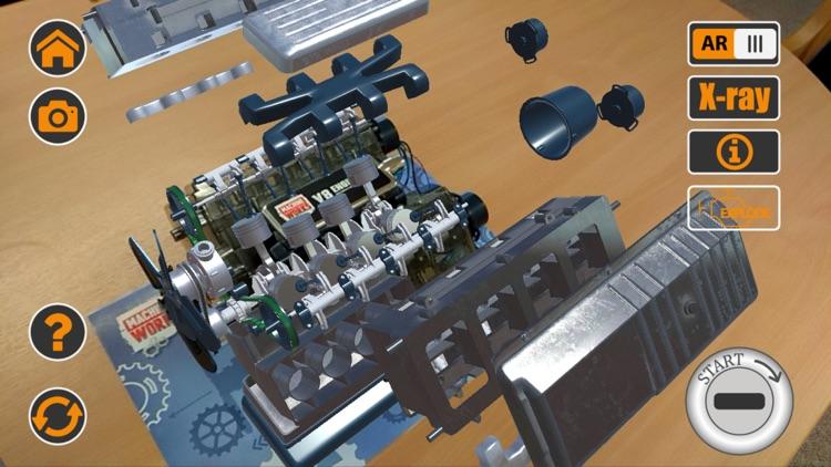 Machine Works V8