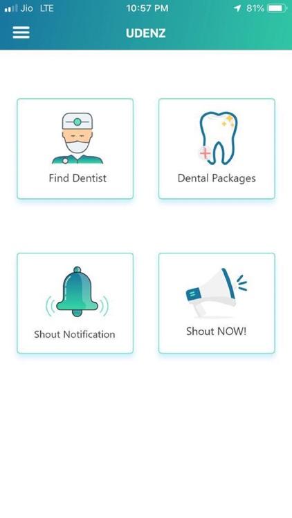 UDENZ Your Dental App يودينز