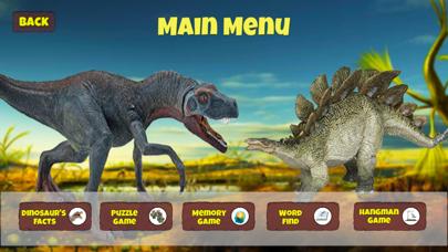 Exploring Dinosaurs Screenshot 2