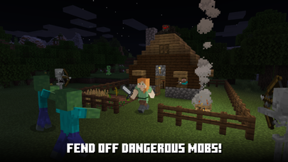 Screenshot for Minecraft in Belgium App Store