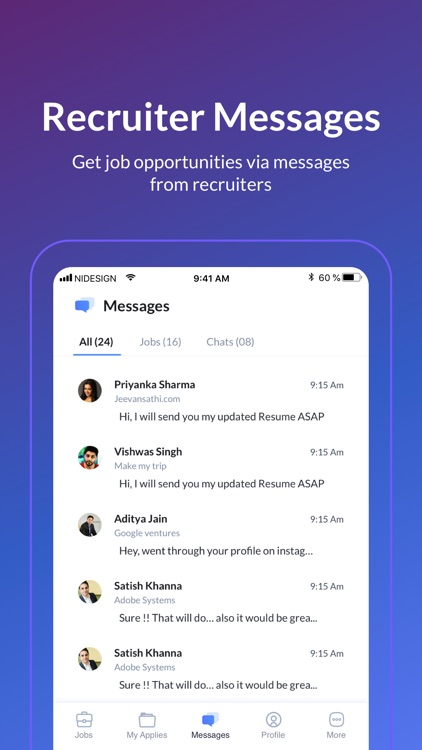 Naukri.com Job Search screenshot-5