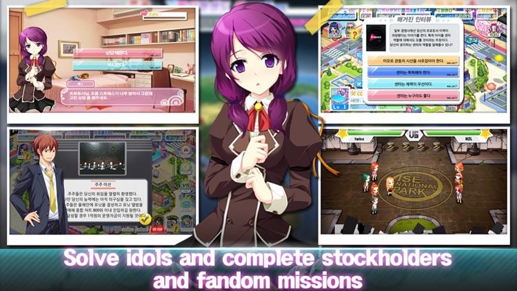 Love Kpop Idol :Girl Group Inc screenshot-6