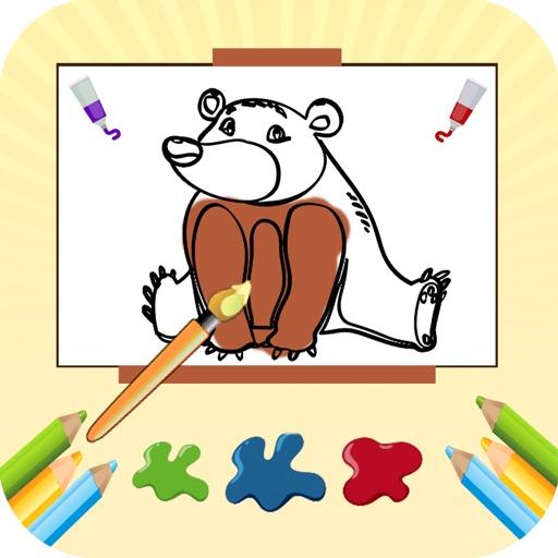 Coloring Book Fun Doodle Games
