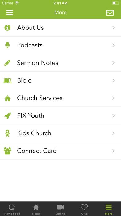 Manukau New Life Church App screenshot 3
