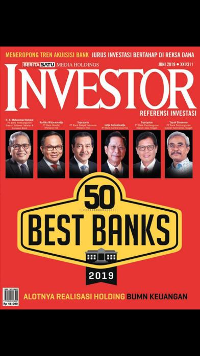 Majalah InvestorScreenshot of 2