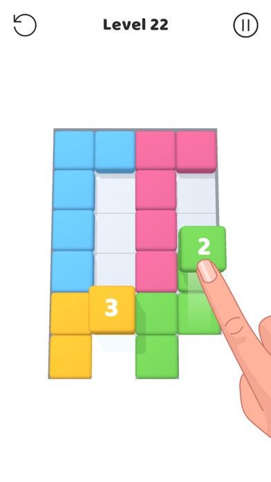 Stack Blocks 3D screenshot 3