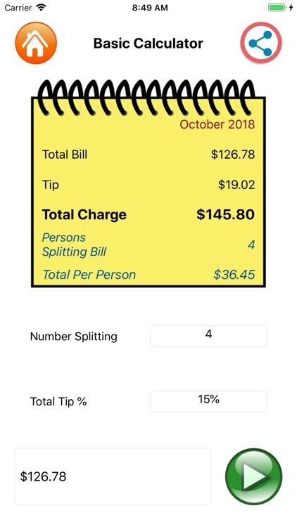 Worldwide Tipping Guide screenshot-5