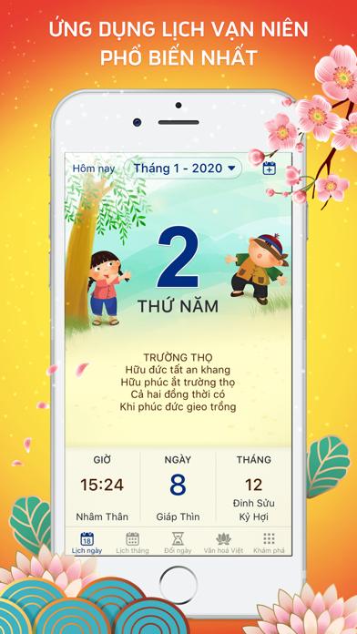 Tải về Lịch Vạn Niên 2021 - Lich Viet cho Pc