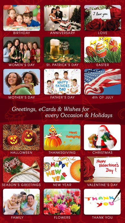 Greeting Cards & Wishes screenshot-0