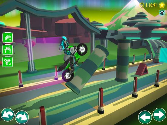 Gravity Rider オフロード系オートバイレースのおすすめ画像2