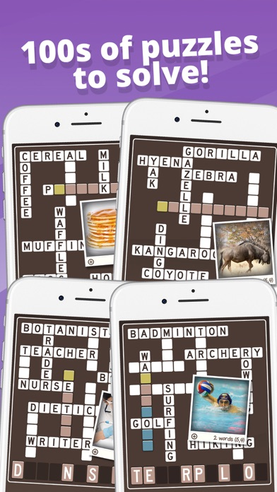 Picture Perfect Crossword for windows pc