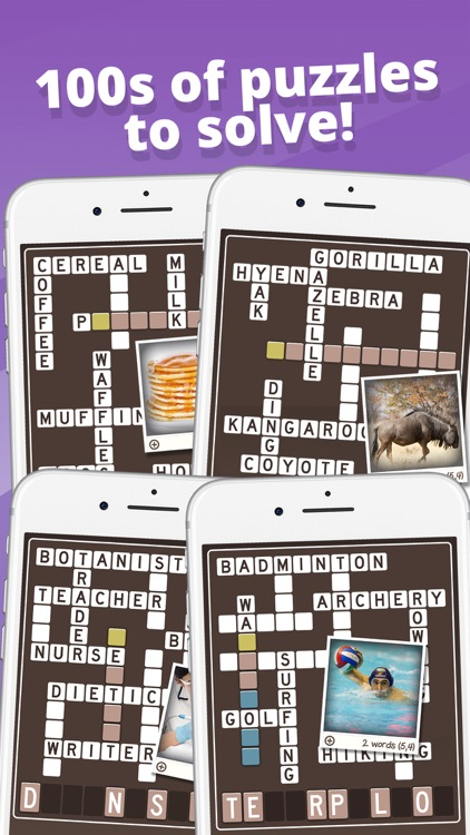 Picture Perfect Crossword screenshot-4