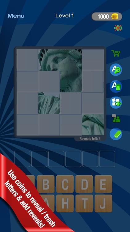 Guess It! Pic Travel Word Game screenshot-4
