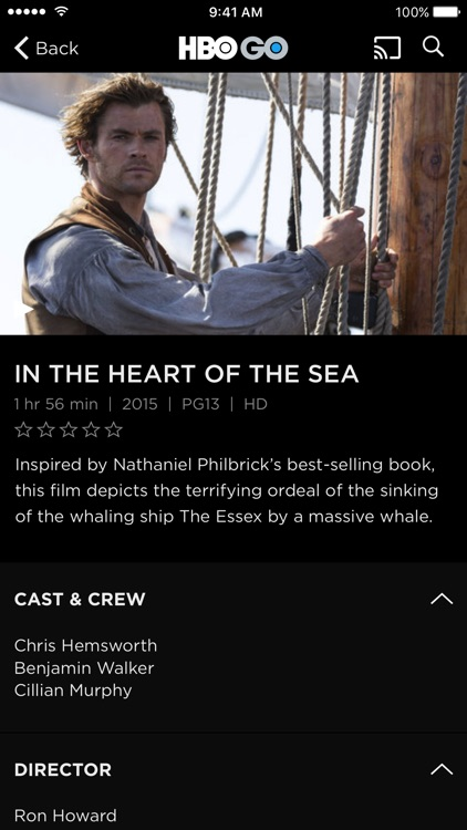 HBO GO PH screenshot-3