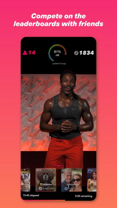 STUDIO: HiiT Treadmill Workout Screenshot