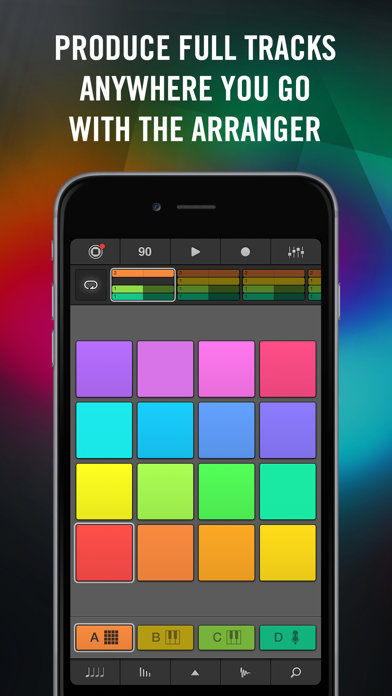 Screenshot for iMaschine 2 in Chile App Store