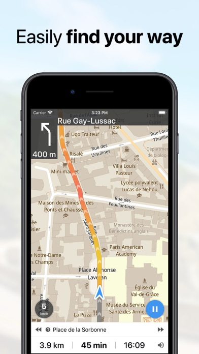 Guru Maps Pro Screenshots